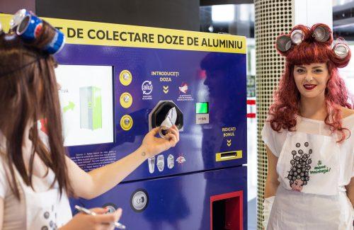 Revista Ecologic – Strânge dozele de aluminiu şi vei fi răsplătit!